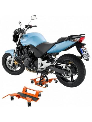 Hi-Q Tools suporte central com rodas até 250 Kg