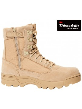 Brandit Tactical Zipper boots