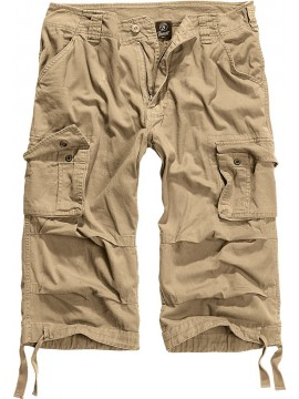 Brandit Urban Legend ¾ shorts beige