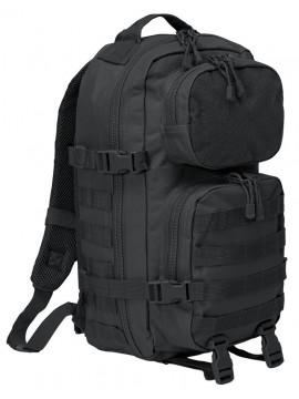 Brandit US Cooper PATCH medium backpack black