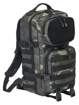 Brandit mochila US Cooper PATCH medium darkcamo