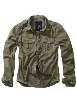 Brandit Vintage Shirt longsleeve