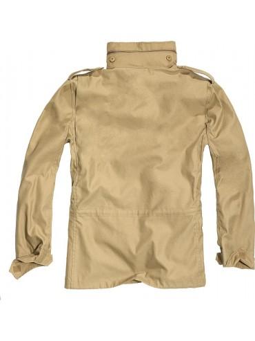 Brandit blusão M-65 Classic camel costas