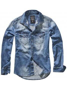 Brandit denim shirt Riley-3