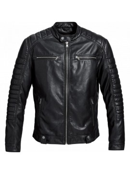 SPIRIT MOTORS LEISURE TIME URBAN JACKET 3.0 BLACK