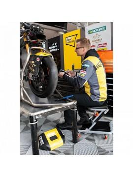 Hi-Q banco de trabalho multi-posição com rodas