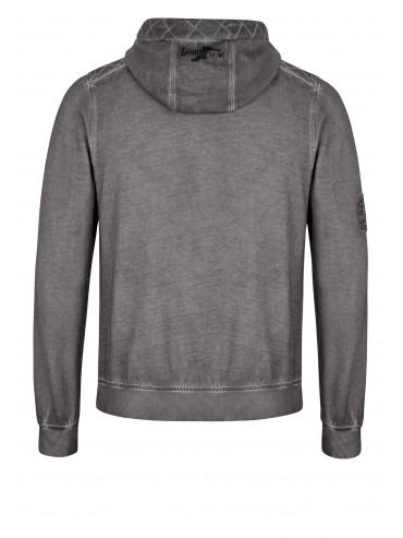 GOODYEAR sweatshirt com capuz GEORGE