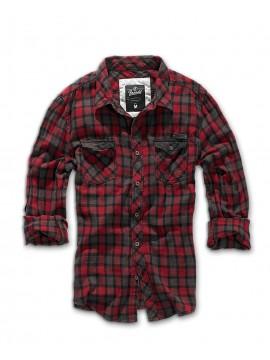 Brandit camisa flanela xadrez Duncan