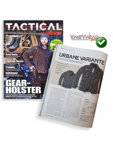 Brandit jacket M65 GIANT_review