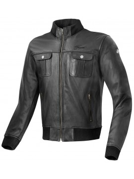 BOGOTTO leather jacket BROOKLYN black