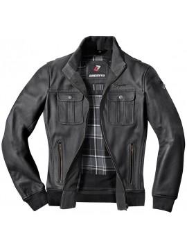 BOGOTTO leather jacket BROOKLYN black_3