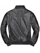 BOGOTTO casaco de couro BROOKLYN