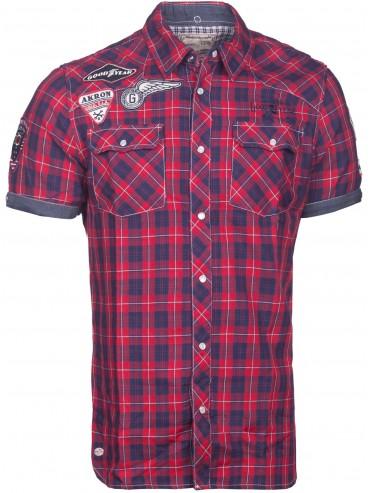 GOODYEAR Camisa Slim Fit Oklahoma