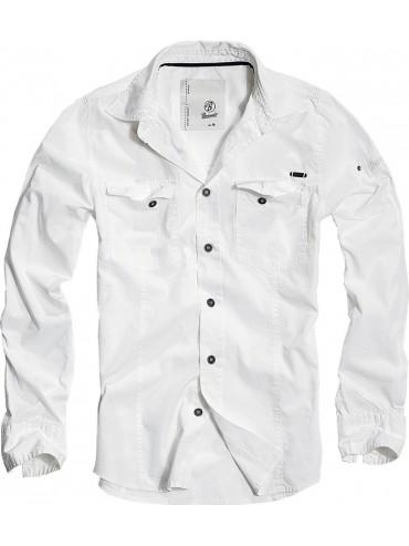 Brandit camisa SlimFit white