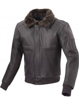 BOGOTTO leather jacket AVIATOR