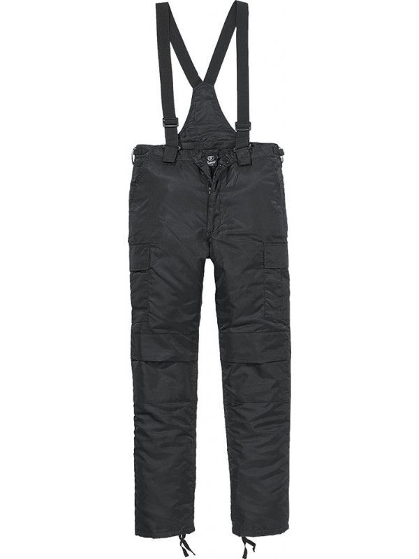 Brandit calças Thermohose Next Generation black