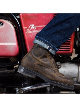 TCX botas moto X-BLEND