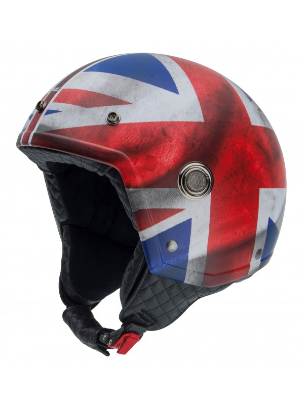 NZI jet helmets TONUP Great