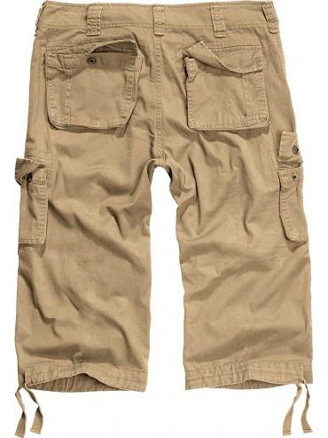 Brandit Urban Legend ¾ shorts beige