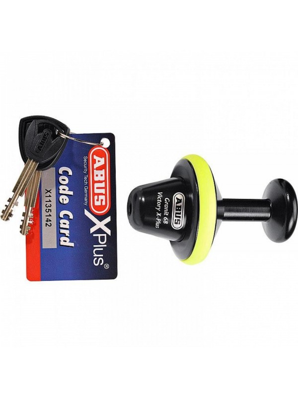 ABUS brake disc lock Granit Victory XPlus 68 half