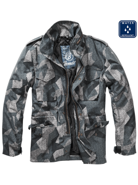 Brandit blusão M-65 Classic night camo digital