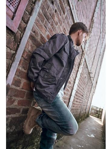 Brandit jacket BRITANNIA indigo-1