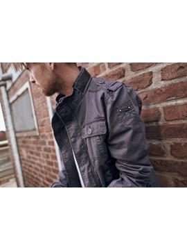 Brandit jacket BRITANNIA indigo-3
