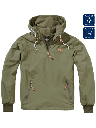 Brandit polar windbreaker LUKE oilve