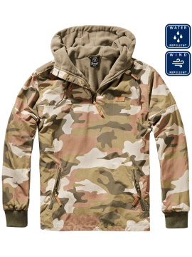Brandit polar windbreaker LUKE light woodland