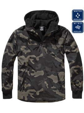 Brandit polar windbreaker LUKE darkcamo