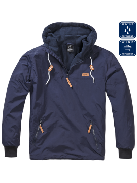 Brandit polar windbreaker LUKE navy