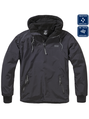 Brandit polar windbreaker LUKE black