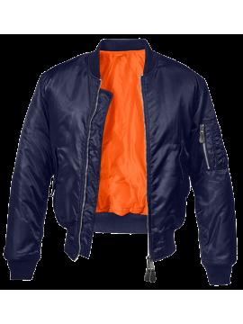 Brandit blusão Bomber MA1 navy