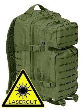 Brandit US Cooper LASERCUT medium backpack olive