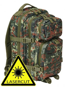 Brandit US Cooper LASERCUT medium backpack flecktarn