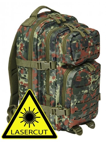 Brandit US Cooper LASERCUT medium backpack flecktarn