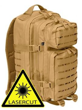 Brandit US Cooper LASERCUT medium backpack camel