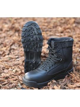 Brandit botas Tactical Zipper_preto