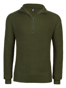 BRANDIT pullover Marine TROYER_olive