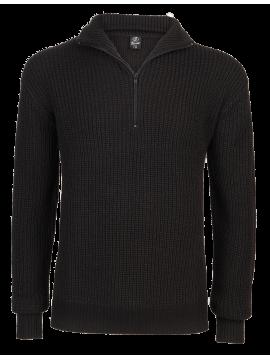 BRANDIT pullover Marine TROYER_black