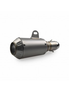 Stainless steel muffler GP