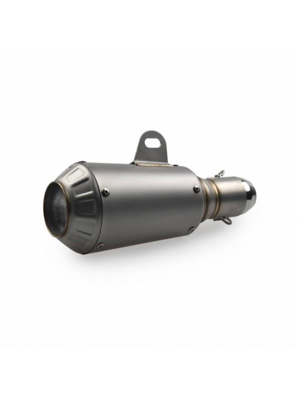 Stainless steel muffler GP