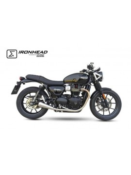 IXIL ironhead silencer brushed _1