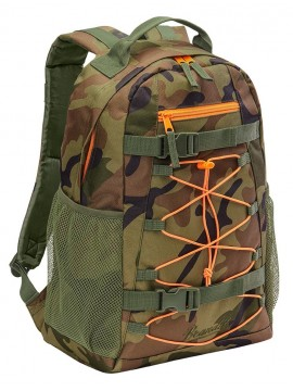 Brandit Urban Cruiser backpack woodland/orange