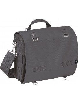Brandit bolsa tiracolo Canvasbag large anthracite
