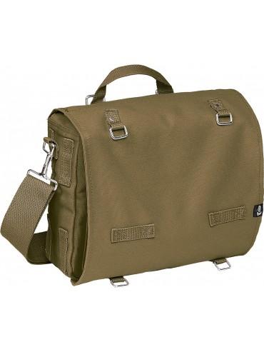 Brandit Canvasbag large crossbody bag olive