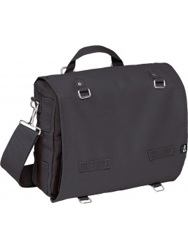 Brandit bolsa tiracolo Canvasbag large black