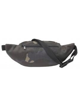 Brandit bolsa de cintura darkcamo