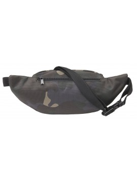 Brandit waist belt bag darkcamo