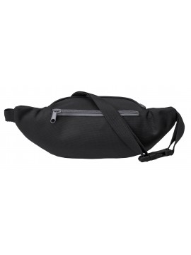 Brandit waist belt bag black/antharcite